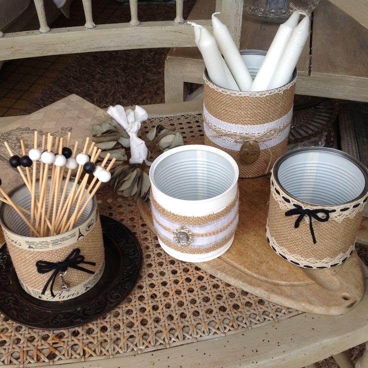 r sultat de recherche d 39 images pour r cup fourrer une boite de conserve avec du tissu r cup. Black Bedroom Furniture Sets. Home Design Ideas