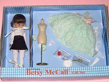 Tonner 8 Tiny Betsy Mccall Fashion Designer Gift Set Nrfb Betsy Designer Gifts Mccall