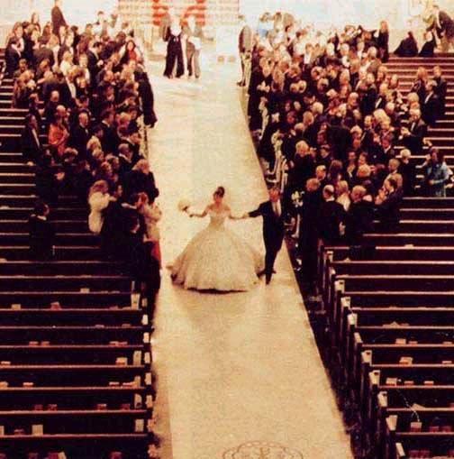 Thalia Tommy Mottola S Wedding