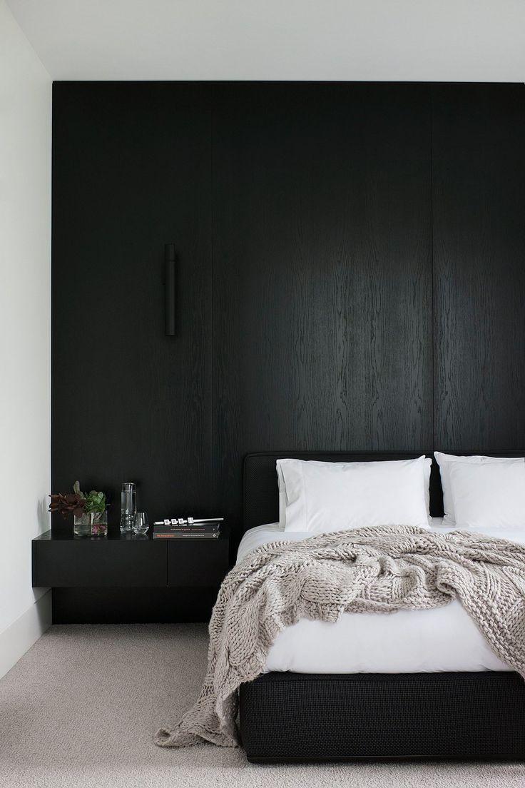 Quarto preto fotos e dicas de decoração com a cor decoraÇÃo