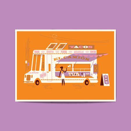 San Francisco Taco Truck   Designer: Lab Partners