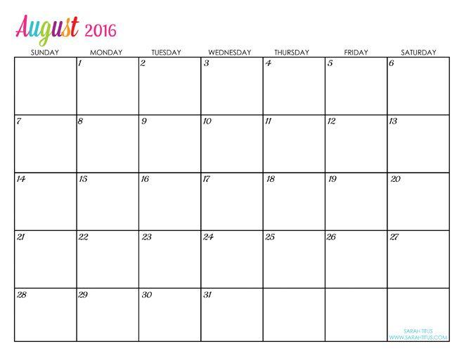 editable online calendar