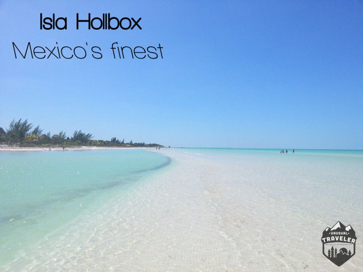 Travel Tips to visit Isla Hollbox, Mexico´s finest beach #mexico #beach #cancun #paradise