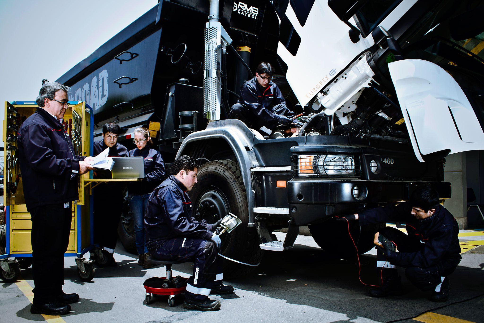 Truck Repairs In Wetherill Park Mecanica