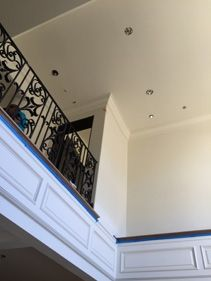 Finishes | Brion Jeannette Architecture | Newport Beach California | Energy Conscious Design
