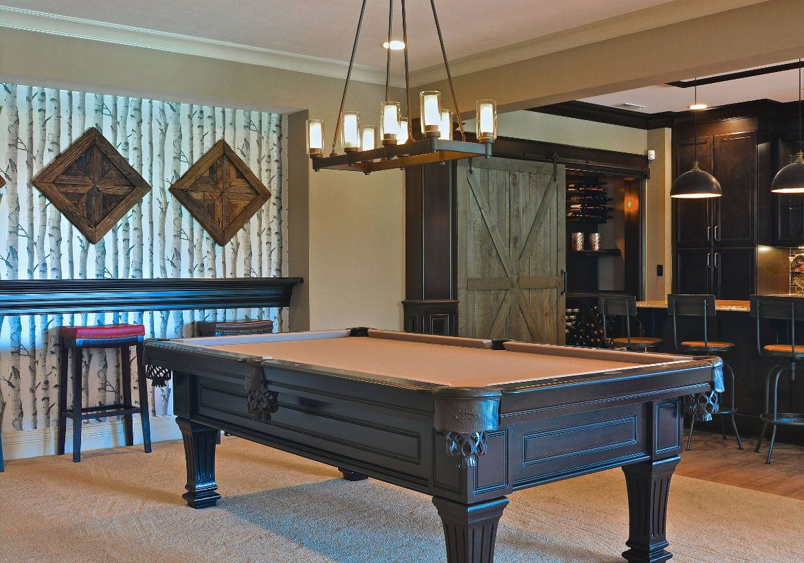 49 Cool Pool Table Lights To Illuminate Your Game Room Pool Table Lighting Pool Table Pool Table Room