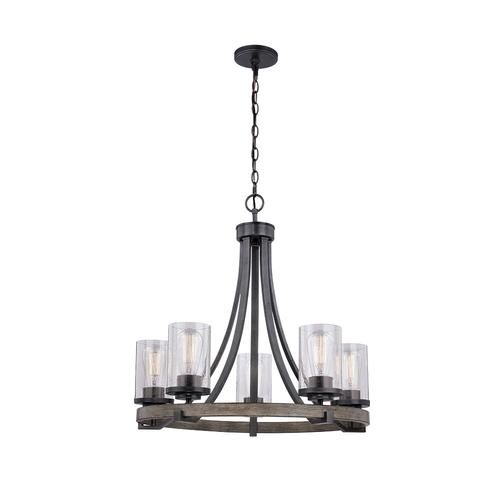 Patriot Lighting® Elegant Home Brooklyn 5-Light Natural Iron ... on design house light fixtures, design house chairs, design house lighting products, design house vanities, design house fans,