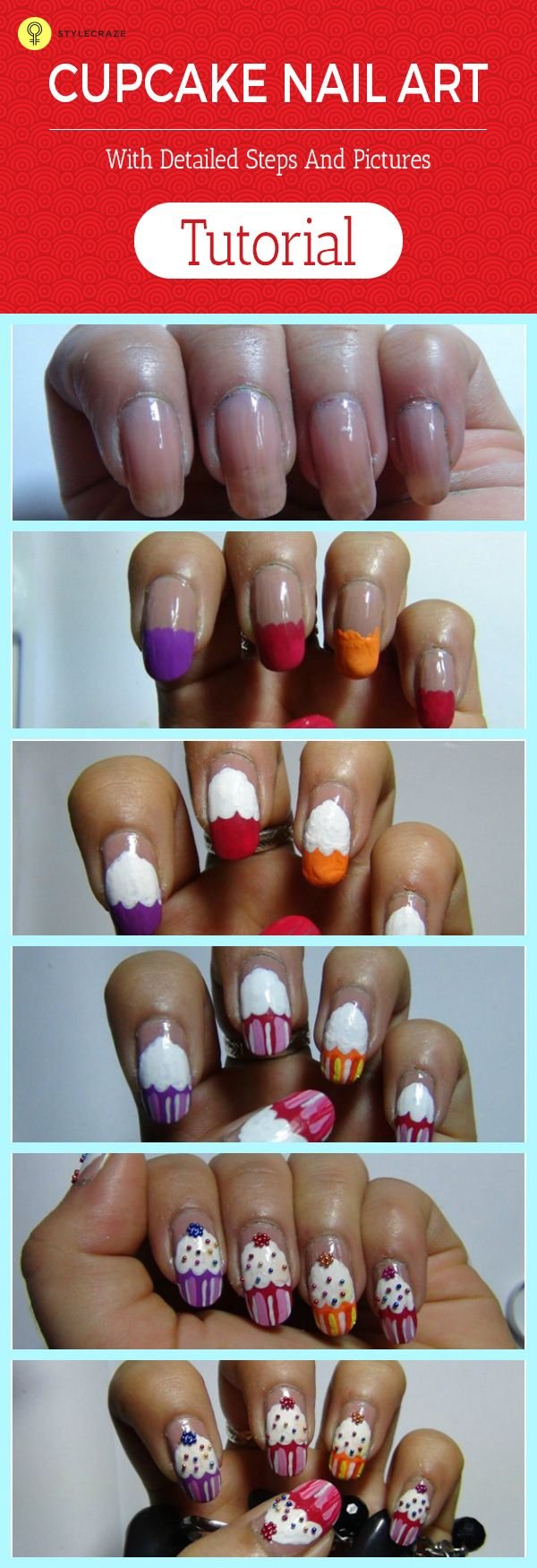 How To Do Nail Art At Home Pinterest