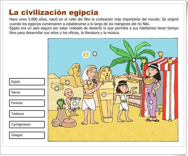 La Edad Antigua Historia De Educacion Primaria Edad Antigua Antigua Mesopotamia Egipto