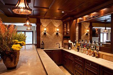 Jenny Rausch Traditional Wine Cellar St Louis Karr Bick