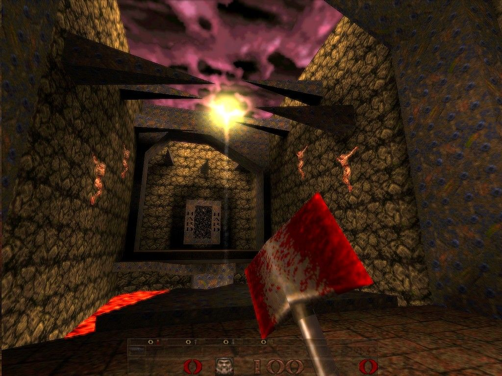 First 3d Shooter Ever Played Quake