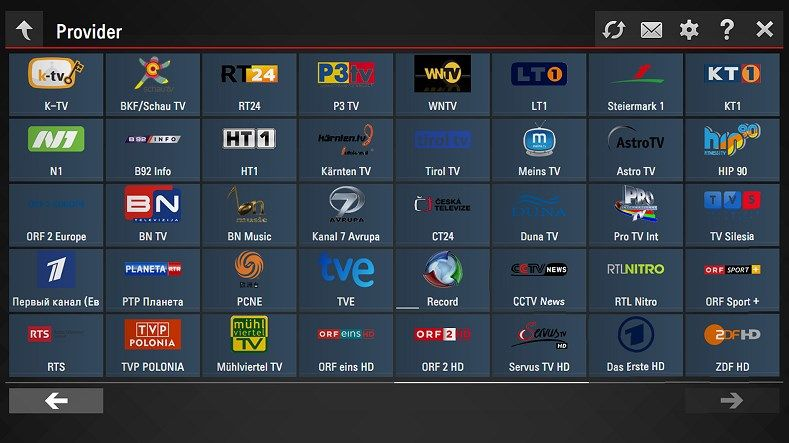 iptv, ip tv, iptv server, iptvserver Samsung smart tv