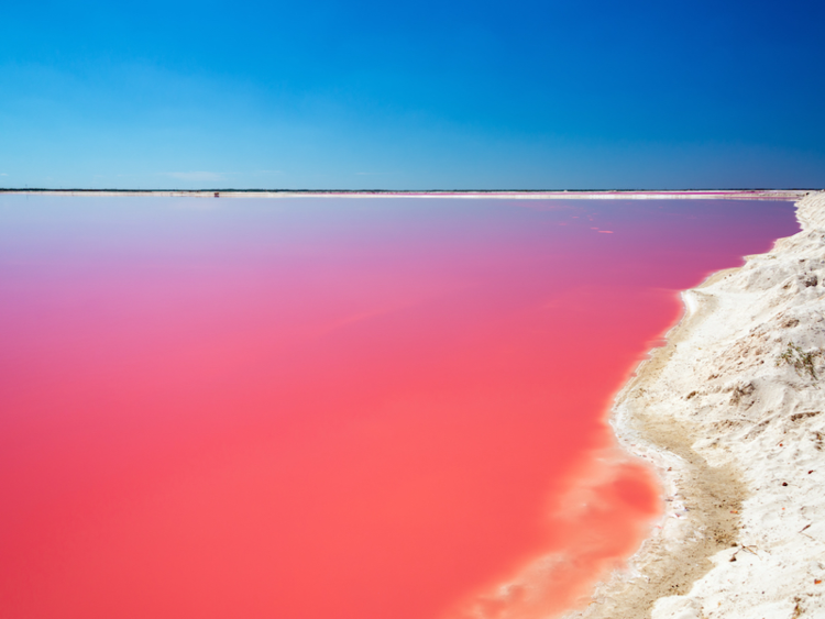 30 Of The Most Colorful Natural Attractions In The World Yucatan Mexico Riviera Maya World