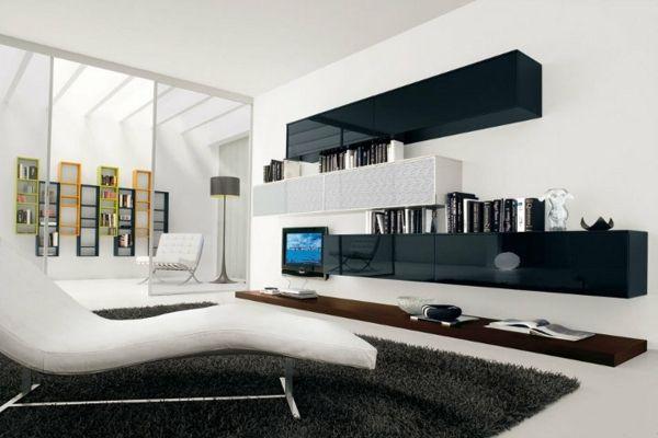 Wohnzimmer Design - Ideen - Moderne Raumausstattung und Design - raumausstattung ideen