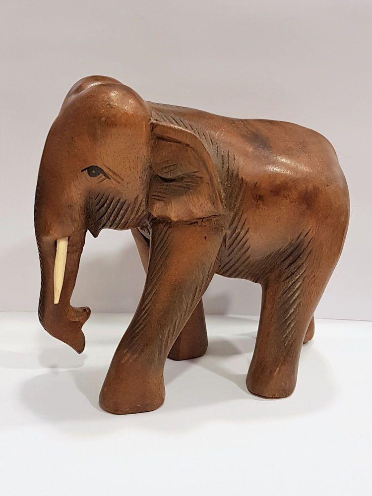 Deko Elefant Skulptur Deko Tier Figur Deko Elefant Statue Tierfigur Neu