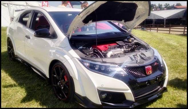 2017 Honda Civic Type R Specs Australia