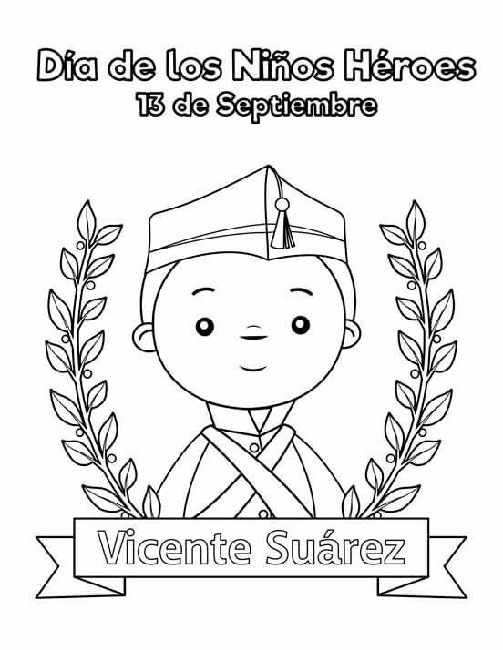 Pin De Claudia Mares En Herramientas Ninos Heroes De Chapultepec Septiembre Preescolar Los Ninos Heroes