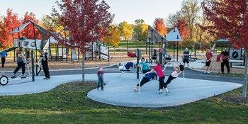 Playground Equipment - Age Appropriate Play Systems - Installed ...