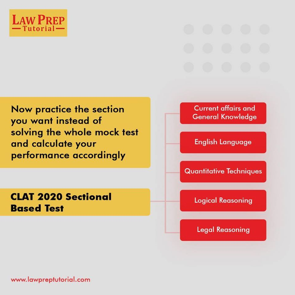 Buy The Ultimate Clat Test Series Law Prep Tutorial In 2020 Mock Test Online Mock Test Activity Based Learning