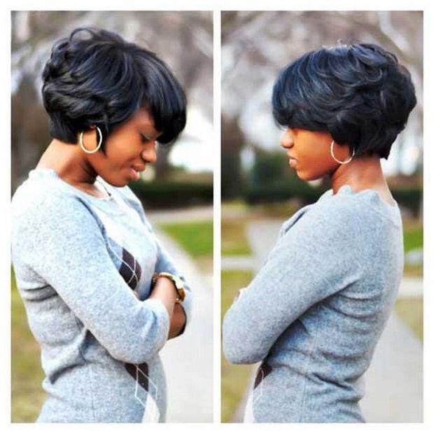 best of short hairstyles for black women