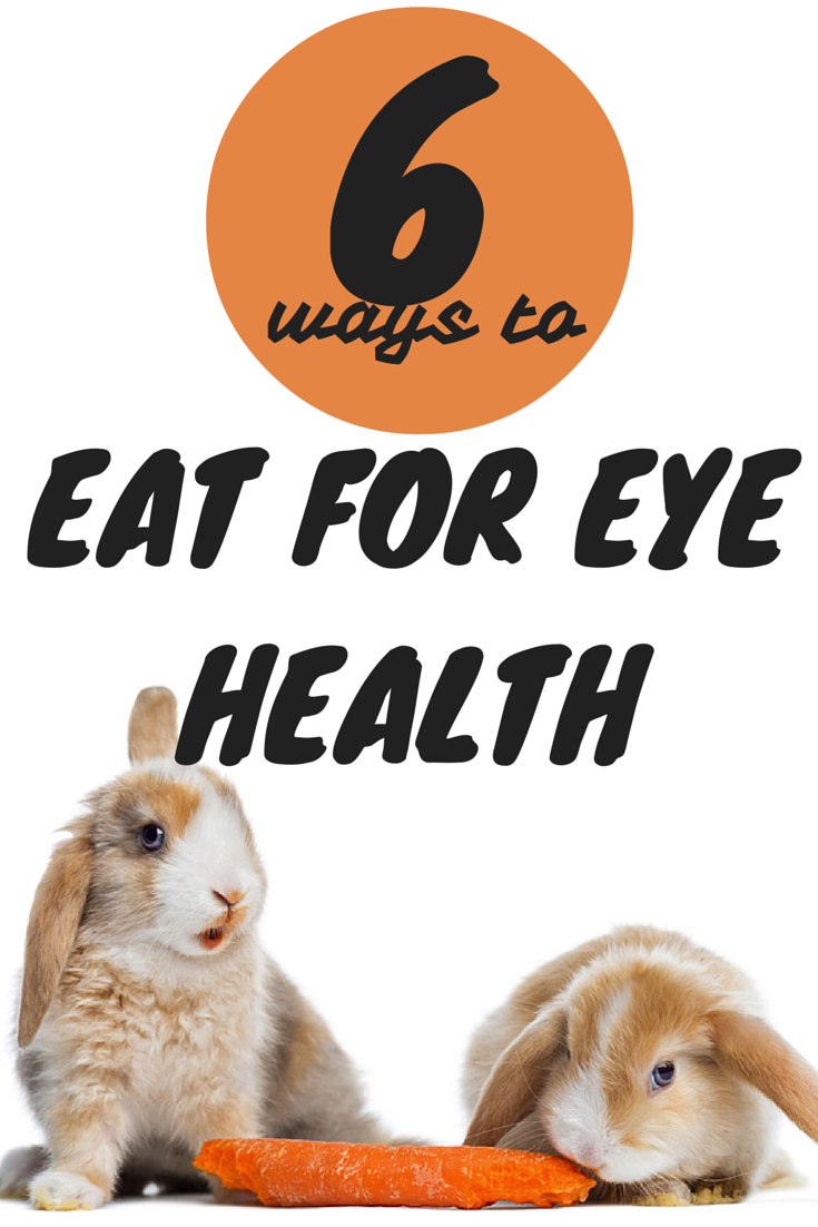 6 Easy Ways to Focus On Eye Health