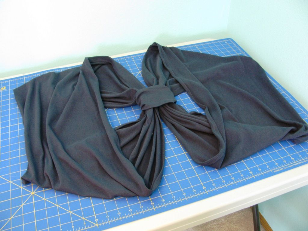 How To Make A Water Ring Sling