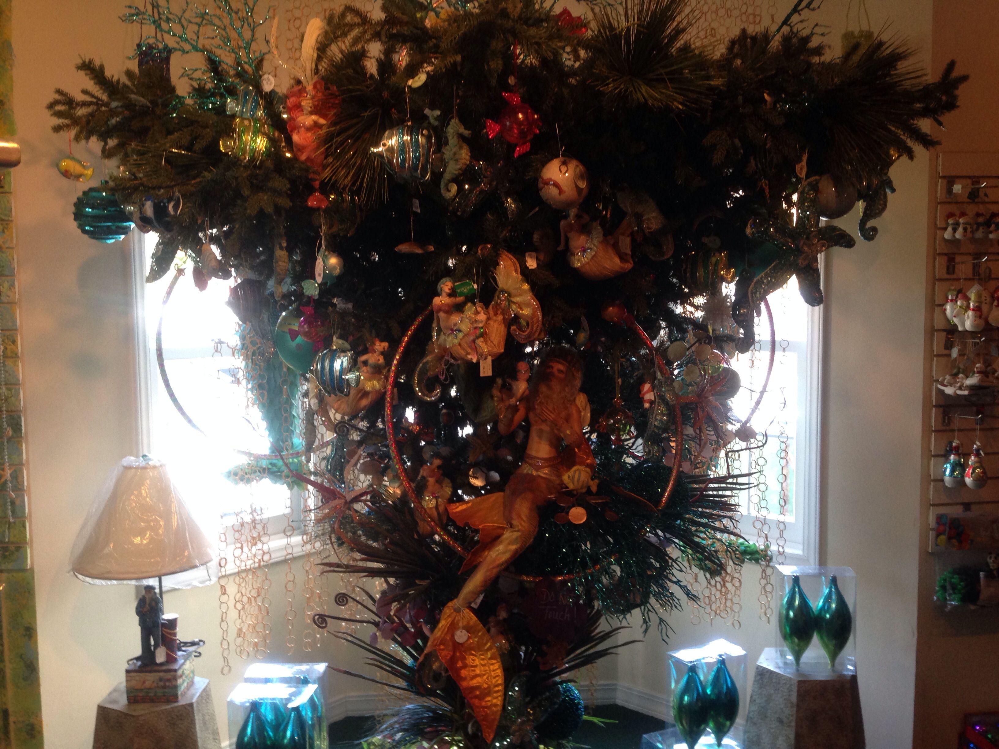 Upside down christmas tree christmas ideas pinterest christmas