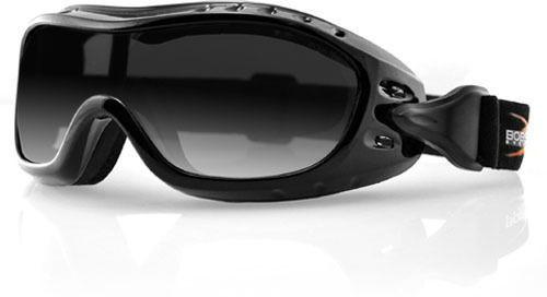 e1a0dcbefb1 Zan Headgear Bhawk01 Night Hawk Otg Goggles Black Smoke 50-9261 2601-0734  830054