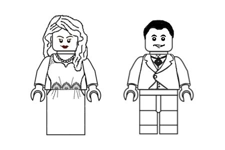 For The Kids Table At A Lego Themed Wedding Coloring Page Could Not Find Anything So Mad Wedding Coloring Pages Barbie Coloring Pages Monster Coloring Pages