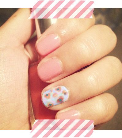 howto spring florals nail art with images  nails