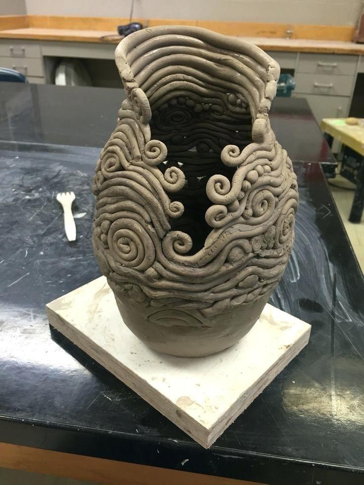 Ideas Middle School Sculpture