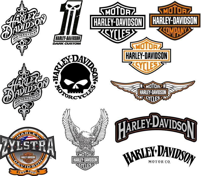 Pin By Janie Sulak On Cricut In 2020 Harley Davidson Stickers Harley Davidson Logo Harley Davidson Decals