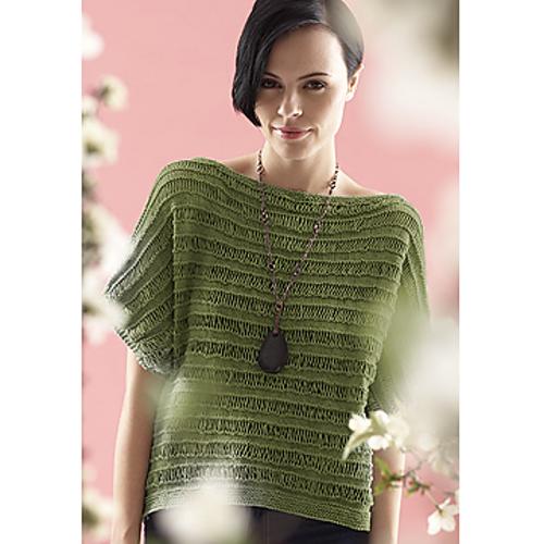 Ravelry: Drop Stitch Top pattern by Patons, free