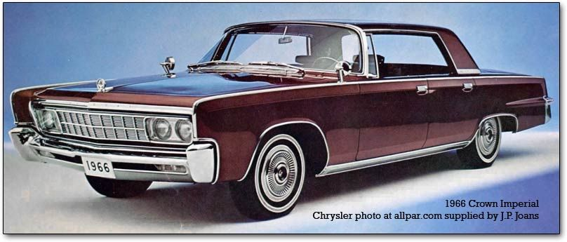 Mid 1960 S Chrysler Imperial Crown Chrysler Crown Imperial