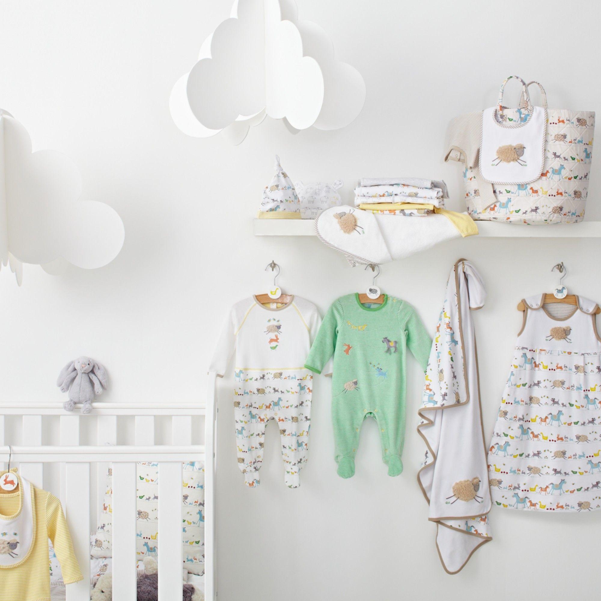 Farmyard babywear u nursery coordinated ranges nursery nursery