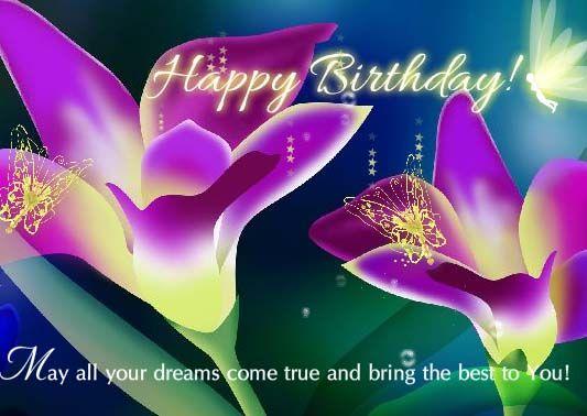 123Greetings Send an ecard ecards Pinterest – Send an E Birthday Card