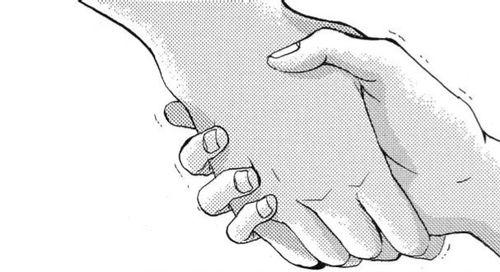 Take My Hand And I Promise I Can Help You Trine To Yuki Anime Hands Anime Drawings Anime Art Girl
