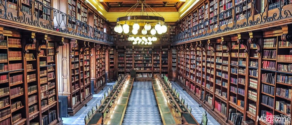 The Most Beautiful Libraries of Rome | European Travel Magazine