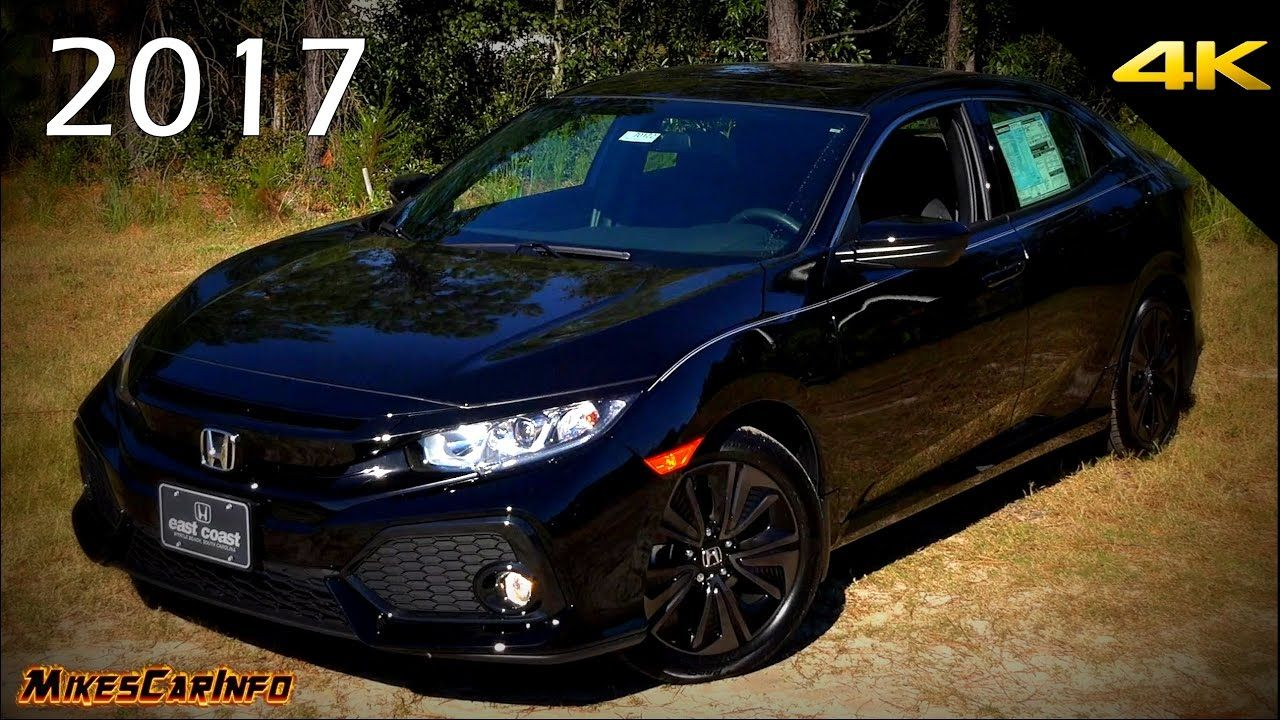 2017 Honda Civic Hatchback EX Ultimate InDepth Look in