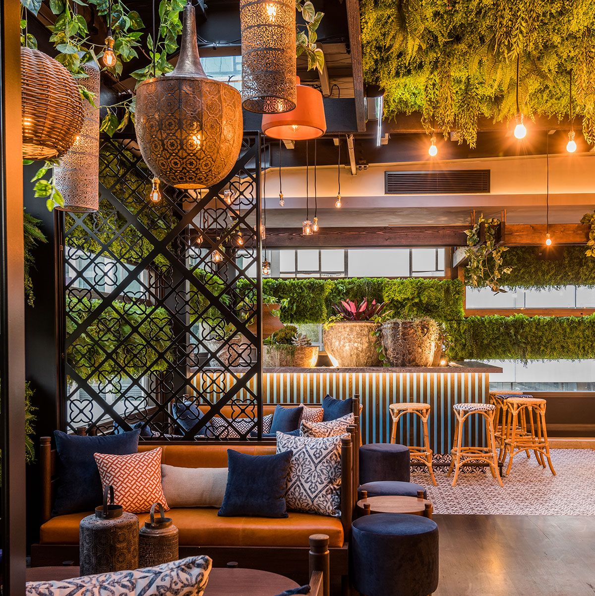 Cultivart Landscape Design Perth: Escape The Concrete Jungle To A Rooftop Garden Sanctuary