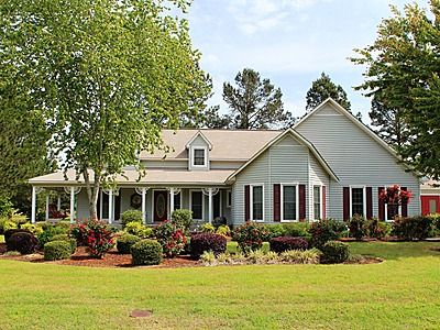 Worth taking a look at... it needs a little work, but totally doable 1025 Golf Club Rd, Statesboro, GA 30458