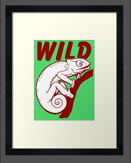 WILD-CHAMELEON by IMPACTEES