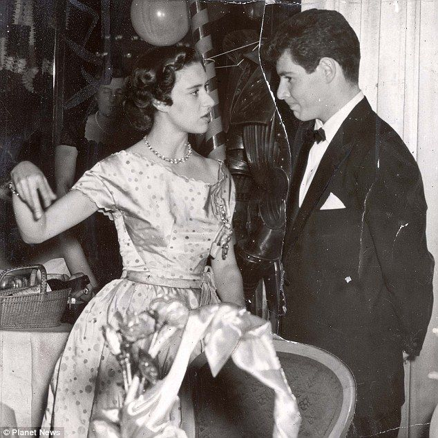 Princess Margaret Had An Affair With 1950s Crooner Eddie Fisher
