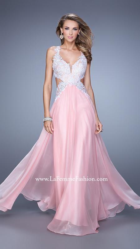 La Femme 20692 | La Femme Fashion 2014 - La Femme Prom Dresses - La ...