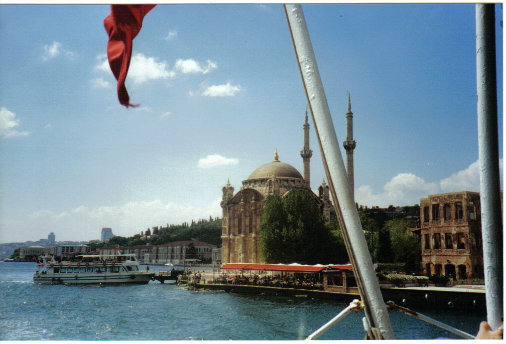Ortaköy. Estambul. Turquía