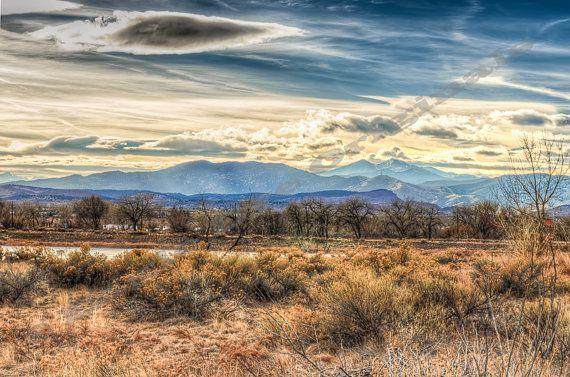 Beautiful Front Range of the Rockies 2  by EagleEyeOriginals, $30.00