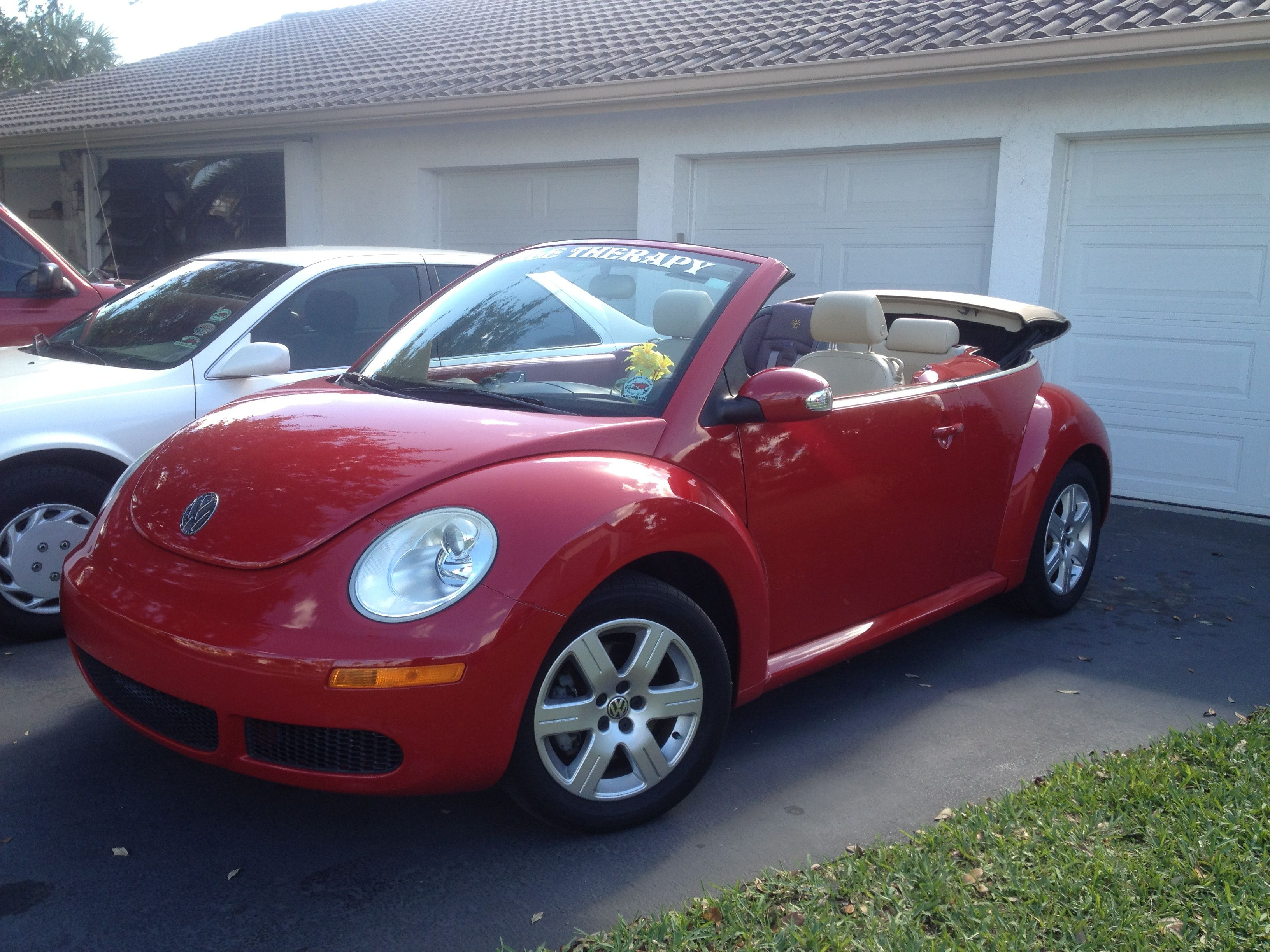 My punch buggy  Todays version but mine is slate blue and also a