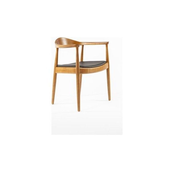 Stilnovo Kennedy Brown Accent Chair 347 Liked On