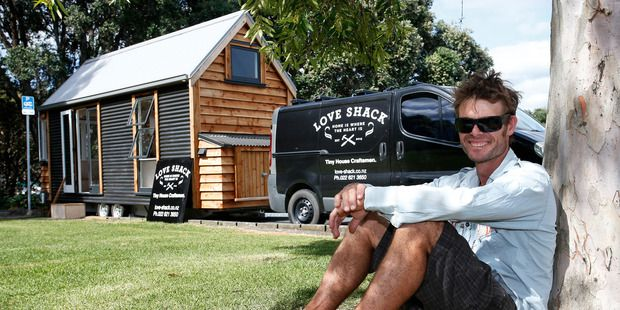 Whangarei Man Building Sustainable And Affordable Houses