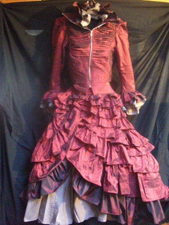 Handmade Steampunk Dress